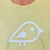 Camiseta bird yellow2 2