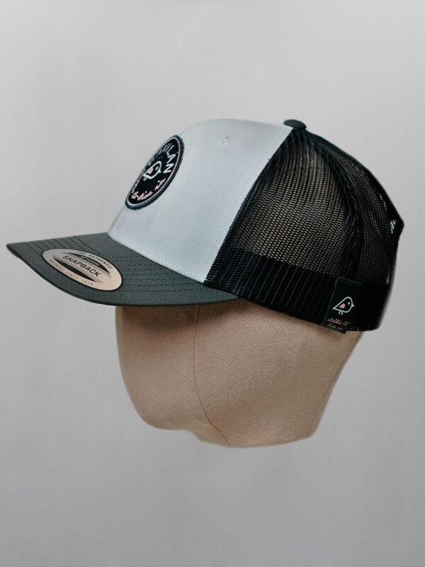Cap white grey1