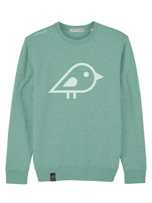 Sweater Turquesa clean