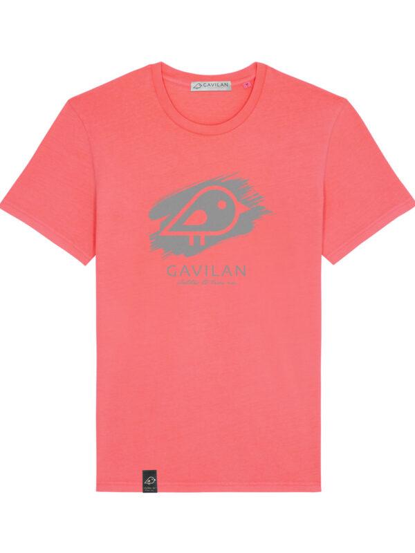 Camiseta Brush Pink clean